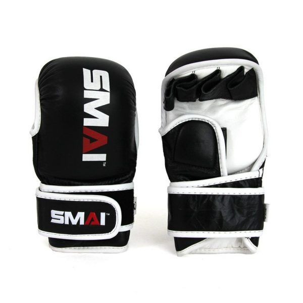 MMA Shutte Gloves Bag Work and Fighting