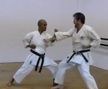 Chudan Attack