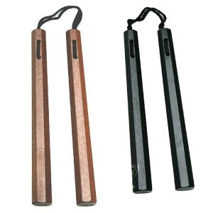wooden-nunchucku-with-nylon-cord