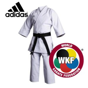 Adidas WKF Approved Heavy Weight Gi