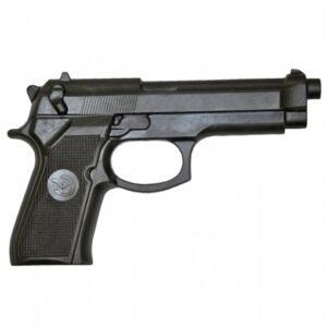 Rubber Pistol Self Defense