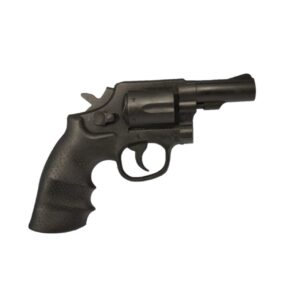 Rubber Revolver for self defence.